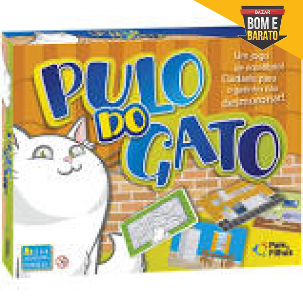 PULO DO GATO PAIS E FILHOS