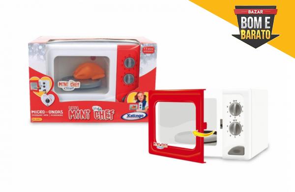 Micro-ondas Mini Chef