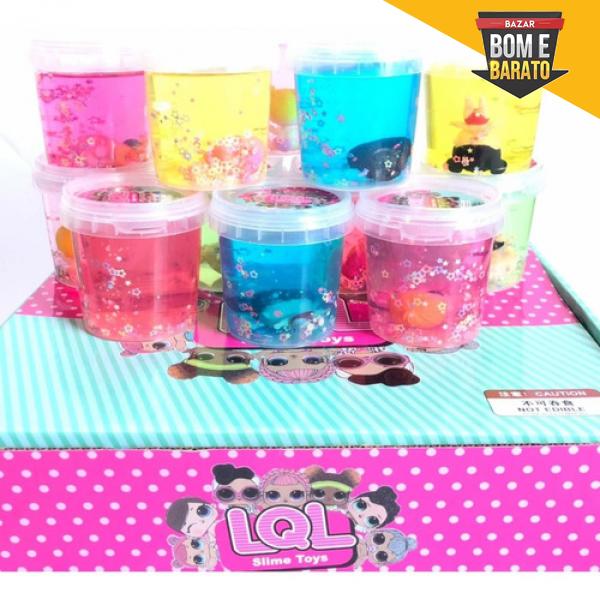 Lql Slime Toys unidade
