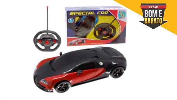Carro De Controle Remoto Special Car