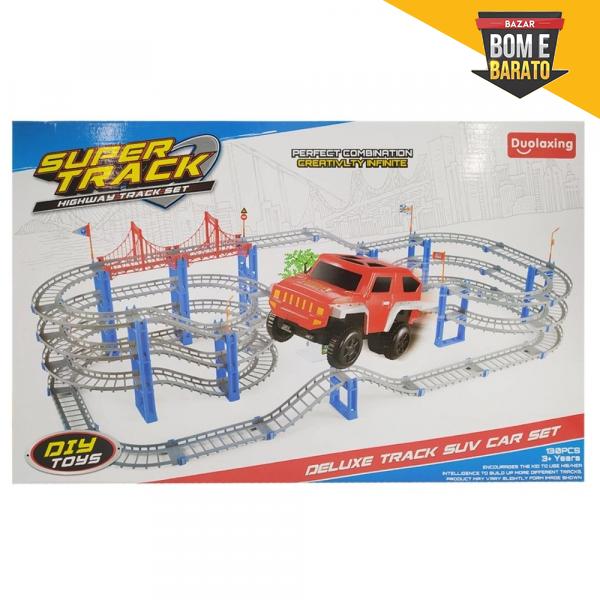 Pista De Corrida Super Track