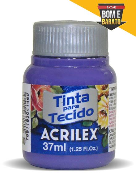 TINTA TECIDO FOSCA 37ml
