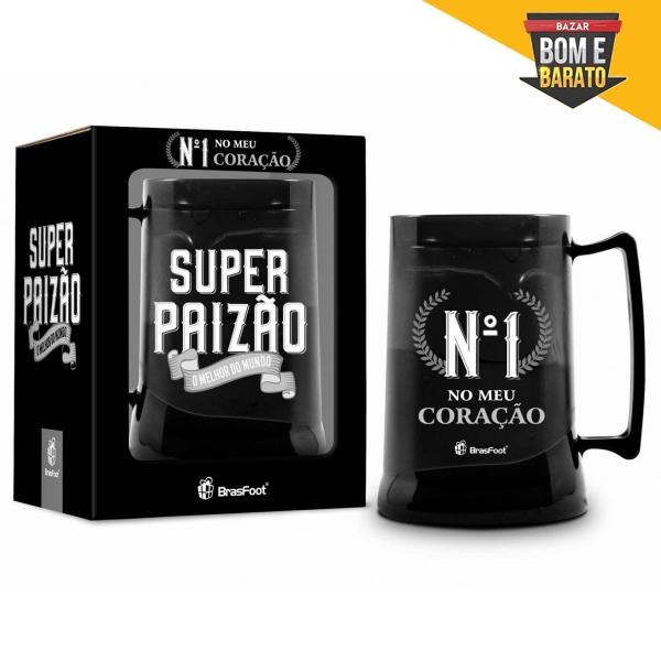 CANECA GEL 300ML SUPER PAIZÃO