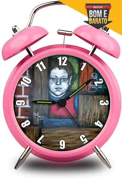 RELOGIO ALARM CLOCK