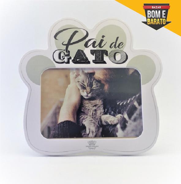 PORTA RETRATO PAI DE GATO - PATA